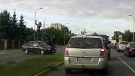 Rīgā, Dārzciema un Stopiņu ielas krustojumā 9.septembrī notika kārtējais ceļu satiksmes negadījums, kurā bija iesaistīts motocikls. Cik šausminoša izskatās šāda...