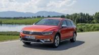 """Gluži kā iepriekšējai """"Volkswagen Passat"""" paaudzei, arī jaunajai Ingolštates autoražotājs piedāvā versiju aktīvu atpūtu cienošiem un sliktus ceļus nereti braucošiem..."""