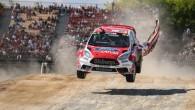 Aizvadītās nedēļas nogalē (19.-20.09.) Spānijas pilsētā Barselonā norisinājās FIA pasaules rallijkrosa čempionāta (PČ) desmitais un Eiropas čempionāta (EČ) priekšpēdējais sestais...