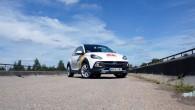 """Pērn septembra sākumā Rīga, pateicoties mazajam nišas automobilītim """"Opel Adam Rocks"""" bija teju visas Eiropas autopreses fokusā. Kā nekā tieši..."""