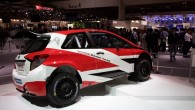 3-Tokyo motor show_Toyota Yaris when it returns to the World Rally Championship in 2017