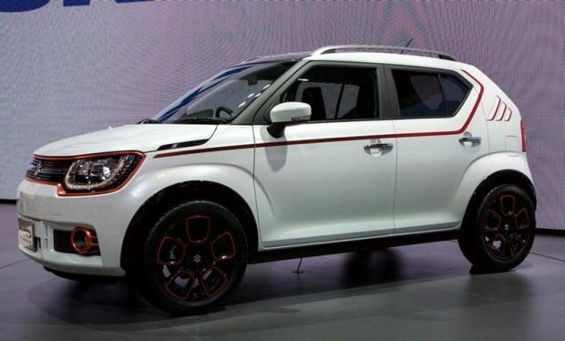 Suzuki Ignis concept