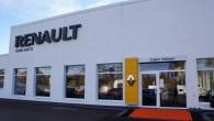 """Trešdien, 11.novembrī Rīgā svinīgi tika atklāts, atbilstoši jaunākajiem """"Renault""""/""""Dacia"""" korporatīvajiem standartiem pārbūvētais, franču autoražotāja pilnvarotā pārstāvja """"Euro Auto"""" tirdzniecības salons..."""