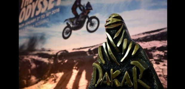 Dakar rally logo 2016