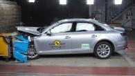 Ietekmīgā organizācija EuroNCAP, kas patērētāju aizsardzības interesēs veic neatkarīgas jauno automobiļu pārbaudes avāriju drošības jomā, nule kā publicējusi svaigāko izmēģinājumu...