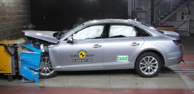 Euro ncap 2015_Audi A4