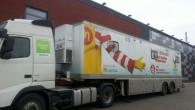 """""""Neste Latvija"""" jau trešo gadu pēc kārtas ziedo degvielu, lai Bērnu veselības buss varētu nodrošināt bezmaksas ārsta vizītes bērniem visā..."""