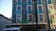 """Hotelis """"Algiro"""" ir visai jauns un atrodas tuvu Kauņas centram"""