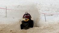 """Sestdien, 13.februārī Gaiziņkalna slavenajā """"Lielā Golgāta"""" trasē, atšķirībā no daudzām citām vietām Latvijā, sniegs vēl bija pa pilnam. Taču slēpšana..."""