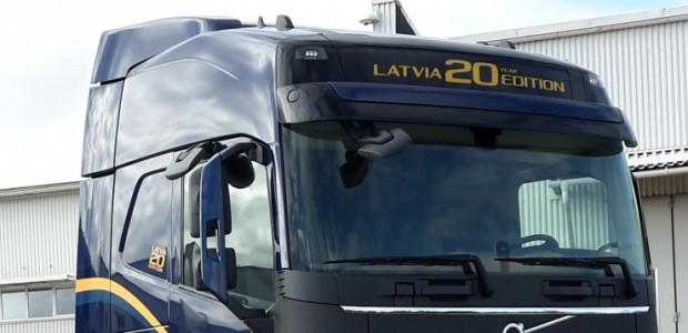 Volvo FH_Latvia 20_Edition 2