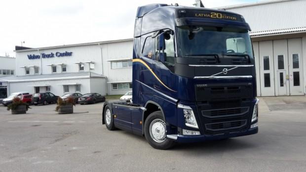 Volvo FH_Latvia 20_Edition
