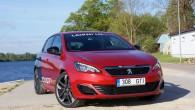 """""""Peugeot"""" agrāk prata un joprojām spēj uztaisīt īstas sporta mašīnas. To zina ikviens, kurš vismaz kaut cik seko līdzi pasaules..."""