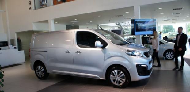 1-Peugeot Expert prezentacija