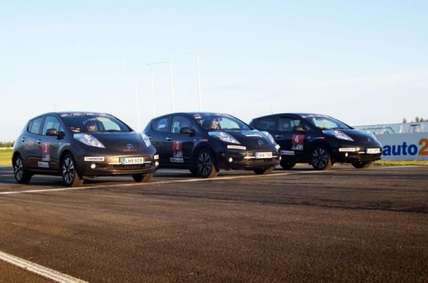 """31-Nissan 12H Silent Challenge"""""""