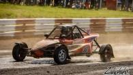 """Eiropas autokrosa čempionāta otrajā posmā, kas no 3.līdz 5.jūnijam tika aizvadīts Lietuvā, Askvilkiču trasē, Justs Grencis sasniedza otro vietu """"JuniorBuggy""""..."""