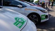 """Sestdien, 4.jūnijā Igaunijā, sporta un atpūtas kompleksā Joulumāje finišēja Lietuvas Žurnālistu autokluba rīkotais """"Press Rally 2016"""", kas šogad tika aizvadīts..."""
