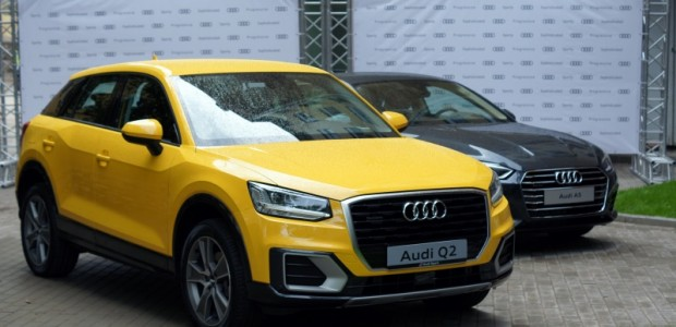1-Audi Q2 un Audi A5