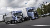 """Zviedru smagā komerctransporta ražotājs AB """"Scania"""" šogad atzīmē 125 gadu pastāvēšanas jubileju un šim notikumam par godu nupat, 23.augustā Parīzē..."""