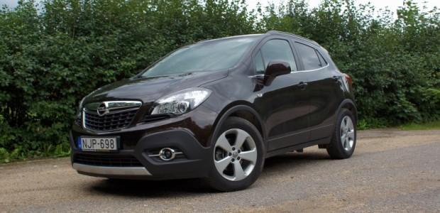 1-Opel Mokka 1,6 CDTI 136 HP AT