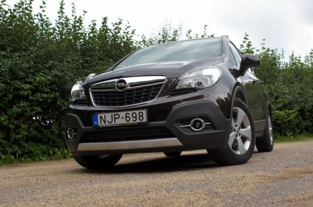 3-Opel Mokka 1,6 CDTI 136 HP AT