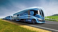"""Starptautiskajā komerctransporta izstādē Hannoverē """"Iveco"""" iepazīstināja interesentus ar futūristisku maģistrālā seglvilcēja konceptu """"Z Truck"""". Pirmais, ar ko automobilis saista uzmanību,..."""