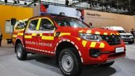 """""""Renault Pro+"""" ikgadējā Hannoveres auto izstādē Vācijā prezentējis auto individuālās pielāgošanas iespējas profesionāliem klientiem uz jaunā pikapa """"Alaskan"""" bāzes...."""