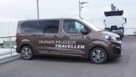 """Izlaižot """"Peugeot Expert"""" jauno paaudzi, tostarp pasažieru versiju """"Traveller"""", franču autobūvētājs, mūsuprāt, ir apsteidzis tādus savus tiešos konkurentus kā, piemēram,..."""