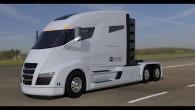 """ASV kompānija """"Nicola Motor Co."""" oficiāli prezentējusi savu pirmo modeli – tas tā arī nosukts par """"Nicola One""""–, kas ir..."""