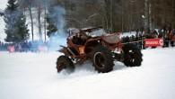 Gaiziņkalna Lielais Golgāts. Viena no stāvākajām Latvijas lielpauguru nogāzēm.Parasti pa to ar slēpēm un sniega dēļiem brauc lejup. Taču reizi...