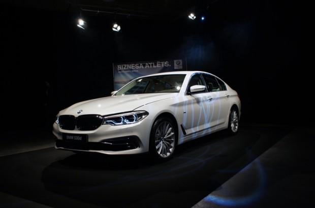 19-BMW 5.Series prezentacija Riga_10.02.2017.