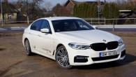 """AutoMedia.lv"" tests: sedans BMW 530d xDrive"