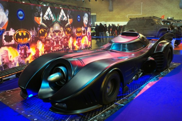 Unikāls auto - īsts, braucams kinovaronis