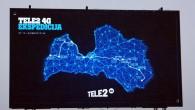 """Lai saistītu sabiedrības uzmanību faktam, ka """" Tele2"""" šobrīd Latvijā ir līderis kvalitatīvu mobilā interneta pakalpojumu jomā, ko apstiprina Sabiedrisko..."""