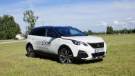 """Tā kā pēdējo gadu modes kliedziens ir visādveida krosoveri, arī franču autoražotājs """"Peugeot"""" tos nu 'šauj ārā' vienu pēc otra...."""
