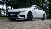 """""""AutoMedia.lv"""" reportāža: elegantais """"Volkswagen"""" jaunais flagmanis """"Arteon"""""""
