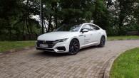 """Rīgā, 11.jūlijā norisinājās jaunā """"Volkswagen"""" flagmaņa """"Arteon"""" prezentācija nozares žurnālistiem, bet jau no 12.jūlija jaunās automašīnas ikviens interesents var apskatīt..."""