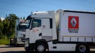 """Sestdien, 22.jūlijā notika """"Renault Trucks"""" ekonomiskas braukšanas sacensību """"Optifuel Challenge 2017"""" fināls, kur tika noskaidrots Latvijas ekonomiskākais """"Renault"""" kravas automašīnas..."""