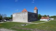 Kuressaare kindlus -  kādreizējā bīskapa pils