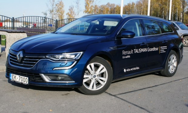26-Renault Talisman Grand Tour