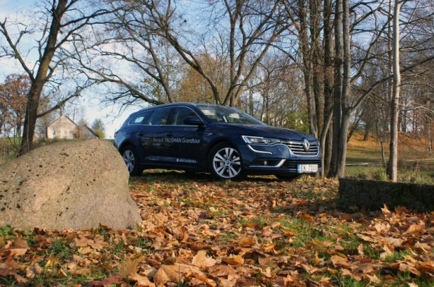 33-Renault Talisman Grand Tour