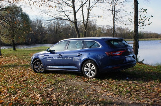 37-Renault Talisman Grand Tour