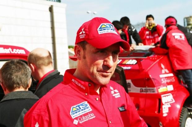 """Stefans Petransels arvien ir TOP komandu pieprasīts pilots. Savulaik aizstāvēja """"Mitsubishi"""" krāsas"""