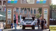 Vienīgais Latvijas karodziņš  uz kādas no Dakar Rally 2018 mašīnām būs pateicoties Oļegam Uperenko