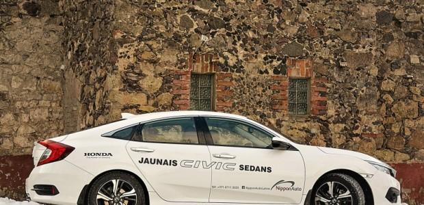 1-Honda Civic Sedan