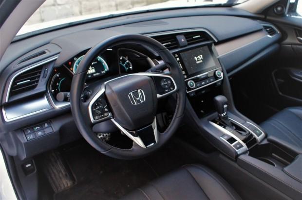 13-Honda Civic Sedan
