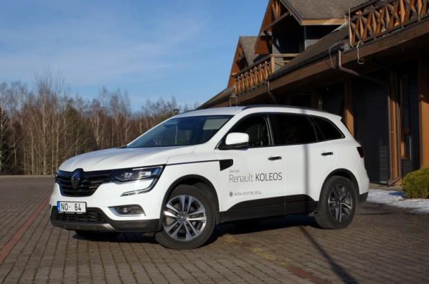 1-Renault Koleos