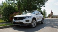 """AutoMedia Latvia"" tests: mazais krosovers ""VW T-Roc"""