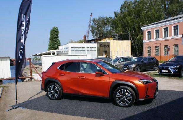 34-Lexus UX prezentacija