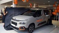 """Otrdien, 2.oktobrī Rīgā, franču autoražotāja """"Citroen"""" pārstāvju """"Karlo Motors"""" salonā tika prezentēts labi zināmā """"Citroen Berlingo"""" jaunākās paaudzes automobilis. Pagājušā..."""