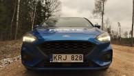 """""""AutoMedia Latvia"""" reportāža: arī Latvijā tirdzniecībā nonāk jaunais ceturtās paaudzes """"Ford Focus"""""""
